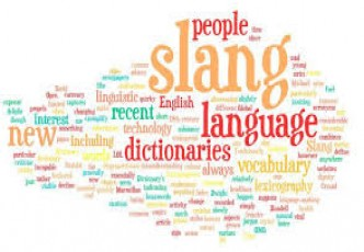 The most common English online slang